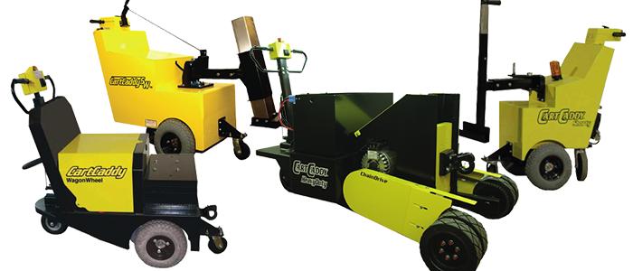 Amplia gama de remolcadores para Industria eléctricos.
